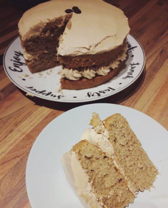 Coffee Cake Recipe