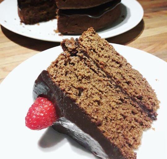 no cocoa powder chocolate cake