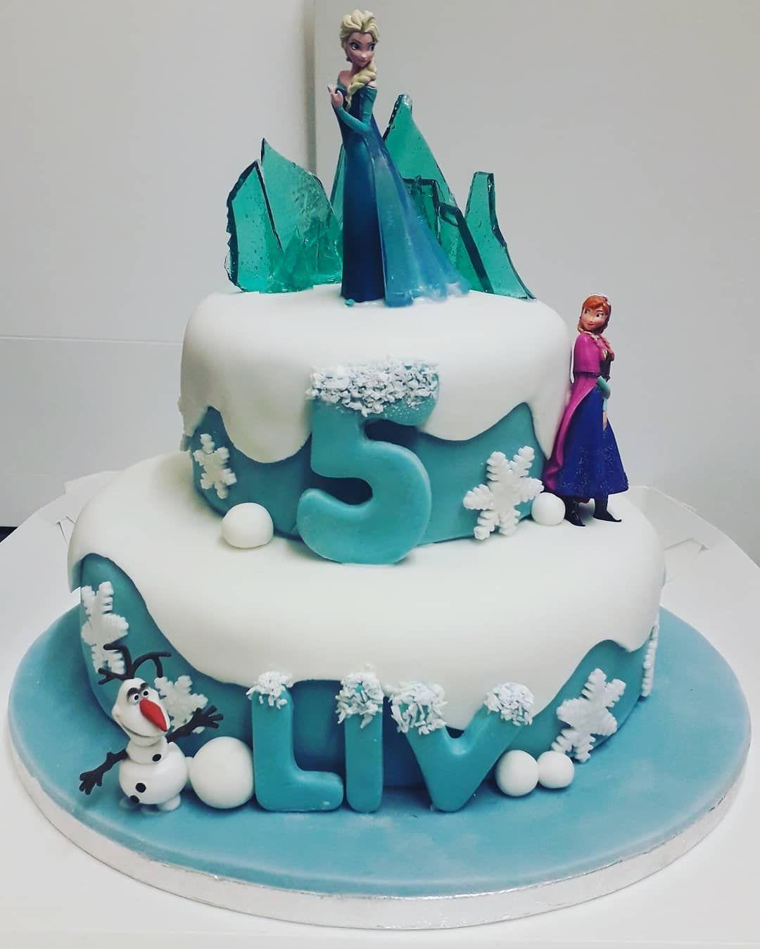 Frozen Cake1