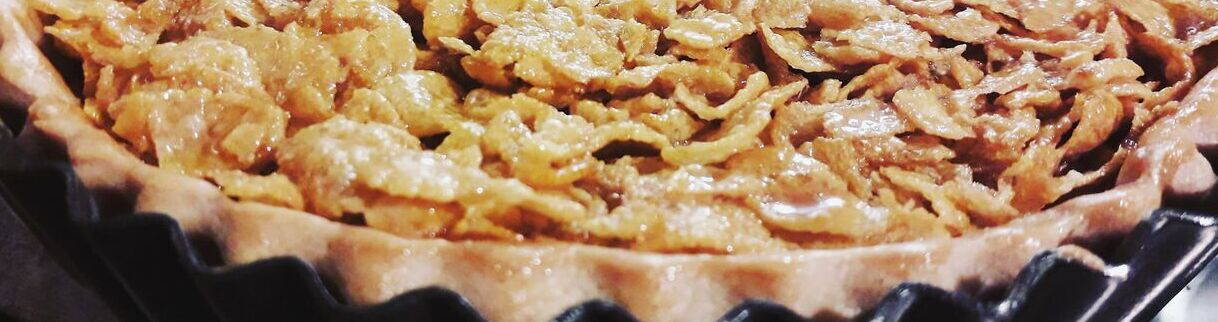 Old School Cornflake Tart